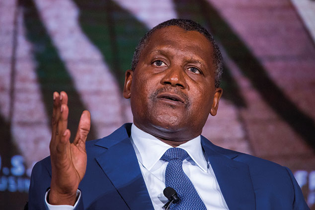 Aliko Dangote and the immense promises of Nigeria – By